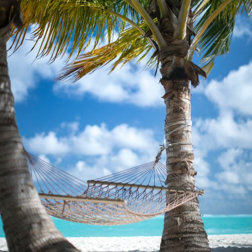 Hammock-on-Beach